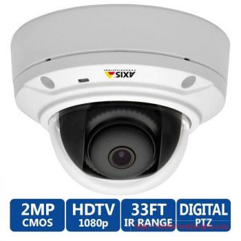 AXIS M3025-VE 2MP Outdoor Dome IP Security Camera