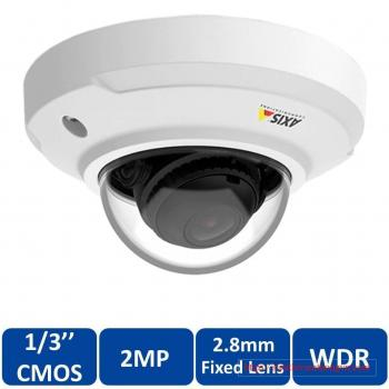 Axis Companion Dome V 2MP Indoor IP Security Camera