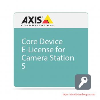 AXIS Camera Station 5 CORE Device License
