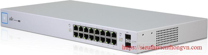 24-Port with SFP Gigabit Managed Switch UniFi US-24