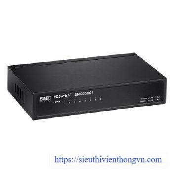 8-Port Gigabit EZ Switch SMC SMCGS801
