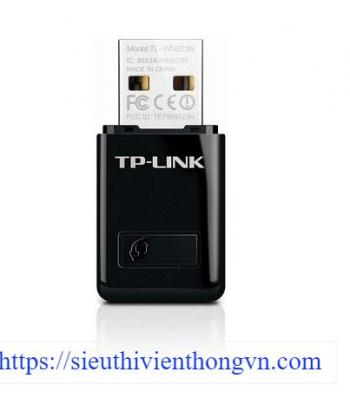 300Mbps Mini Wireless N USB TP-LINK TL-WN823N