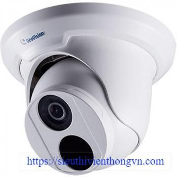 Geovision UVS-ABD1300 1.3MP Outdoor Eyeball Dome IP Security Camera - 2.8mm Fixed Lens
