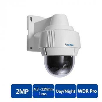 Geovision GV-SD2411-30X 2MP Outdoor PTZ IP Security Camera - 30x Optical Zoom