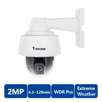 Camera IP Speed Dome 2.0 Megapixel Vivotek SD9362-EH