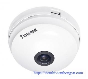 Camera IP Fisheye Full HD 5.0 Megapixel Vivotek FE8180