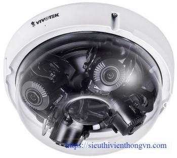 Camera IP Dome 12.0 Megapixel Vivotek MA8391-ETV