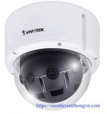 Camera IP Dome 12.0 Megapixel Vivotek MS8392-EV