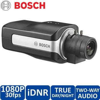 Bosch NBN-50022-V3 DINION IP Imager 5000 HD True Day/Night Indoor IP PoE Box Camera - Day/Night, WDR, 3.3-12mm Varifocal Lens