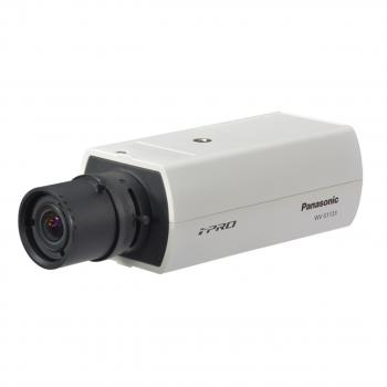 Panasonic WV-S1131 2MP H.265 Indoor Box IP Security Camera - No Lens included