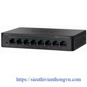 8-port 10/100/1000Mbps Switch CISCO SG95D-08