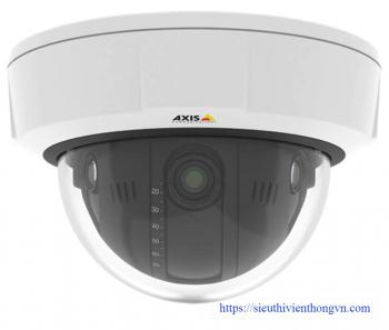 Axis Q3708-PVE 15MP Outdoor Dome IP Security