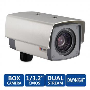 ACTi KCM-5511 1080P HD Outdoor Day/Night Dome IP Security Camera