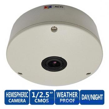 ACTi KCM-7911 Outdoor 4MP Hemispheric Security Camera
