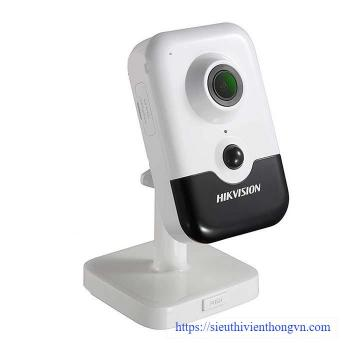 Camera IP Cube hồng ngoại không dây 2.0 Meagpixel HIKVISION DS-2CD2421G0-IW