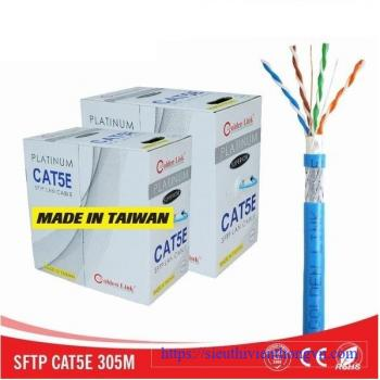 Cáp mạng Golden Link PLATINUM CAT.5E SFTP