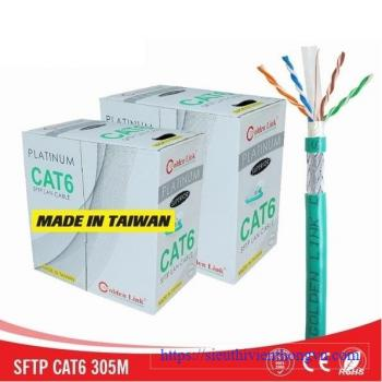 Cáp mạng Golden Link PLATINUM CAT.6 SFTP