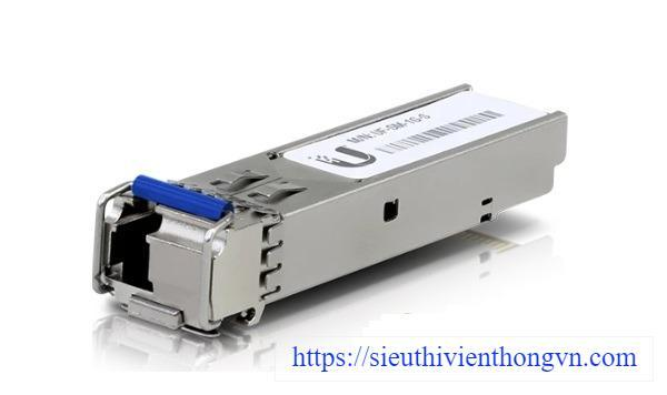 SFP Single-Mode Fiber 1.25Gbps Ubiquiti UF-SM-1G-S (1-Pair)