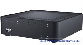 8-port Gigabit Managed Switch DELL X1008