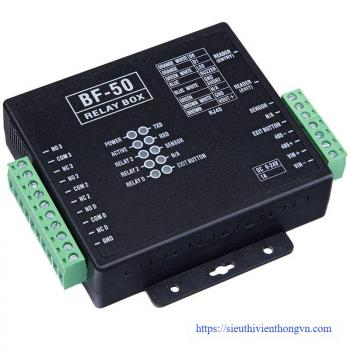 Secure I/O Relay Box (NON-POE) BF-50