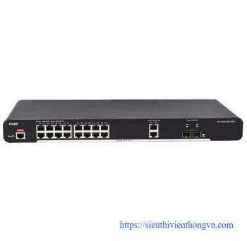 18-port 10/100/1000 Base-T Managed Switch RUIJIE RG-S1920-18GT2SFP