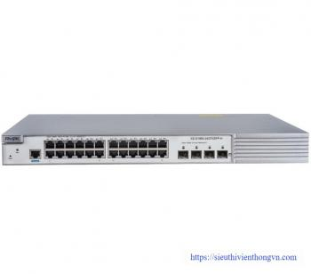 24-port 10/100/1000 Base-T Managed Switch RUIJIE XS-S1960-24GT4SFP-H