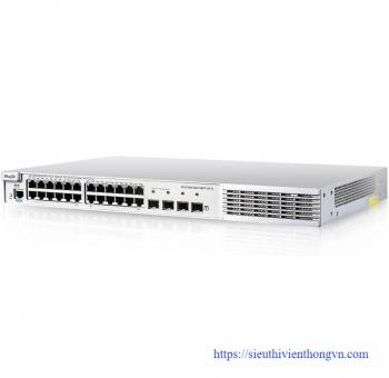 24-port 10/100/1000 Base-T Managed PoE Switch RUIJIE XS-S1960-24GT4SFP-UP-H
