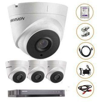 BỘ 04 CAMERA DS-2CE56D0T-IT3