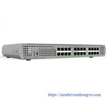 24-port 10/100/1000T Gigabit Ethernet Unmanaged Switch ALLIED TELESIS AT-GS910/24