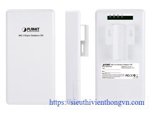 2.4GHz 300Mbps 802.11n Outdoor Wireless Access Point/Router PLANET WNAP-6335