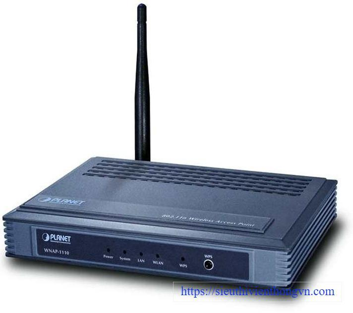 802.11n Wireless Access Point PLANET WNAP-1110