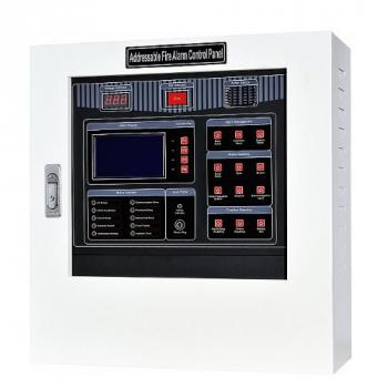 5 Loop Addressable Fire Alarm Control Panel YUNYANG YFR-1