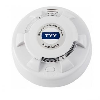 Stand Alone Photoelectric Smoke Detector YUNYANG YSD-H02
