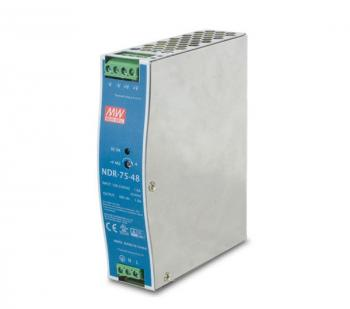Din-Rail Power Supply 75W/48V PLANET PWR-75-48