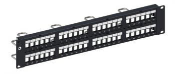 Patch panel 48 port COMMSCOPE CAT6