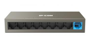 9-Port 10/100Mbps Ethernet Unmanaged Switch IP-COM F1109D
