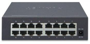 16-port 10/100/100Mbps Switch PLANET GSD-1603
