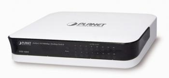 16-Port 10/100Mbps Switch PLANET FSD-1604