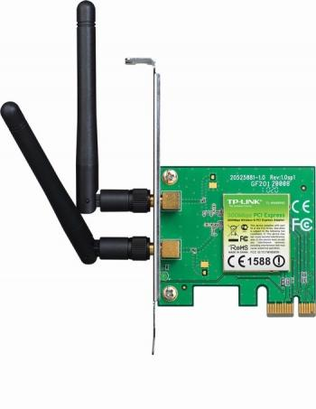 300Mbps Wireless N PCI Card TP-LINK TL-WN881ND