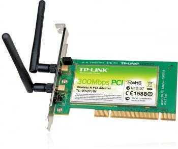 300Mbps Wireless N PCI Card TP-LINK TL-WN851ND