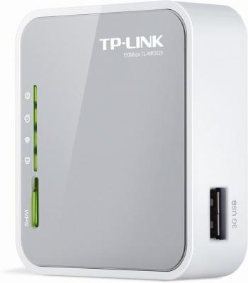 Portable 3G/4G Wireless N Router TP-LINK TL-MR3020