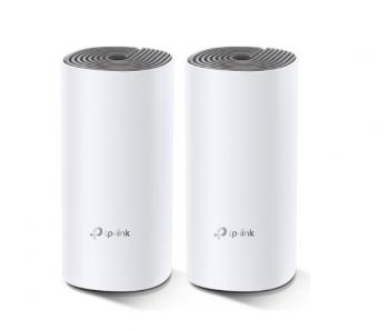 AC1200 Whole Home Mesh Wi-Fi System TP-Link Deco E4 (2-Pack)