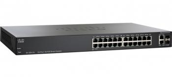 24-Port 10/100Mbps Smart Switch Cisco SF200-24