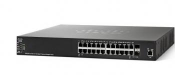 24-Port 10GBase-T Stackable Managed Switch CISCO SG550XG-24T-K9-EU