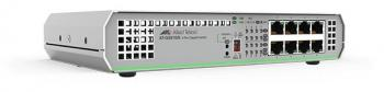 8 port 10/100/1000T Unmanaged Gigabit Ethernet Switch ALLIED TELESIS AT-GS910/8