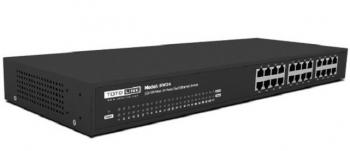 24 ports 10/100Mbps Switch TOTOLINK SW24