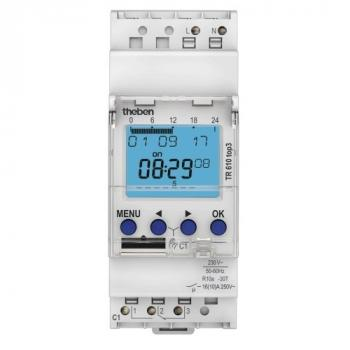 Digital Time Switches THEBEN TR 610 top3