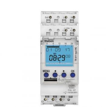 Digital Time Switches THEBEN TR 611 top3 RC