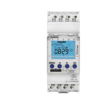 Digital Time Switches THEBEN TR 612 top3