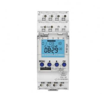 Digital Time Switches THEBEN TR 622 top3